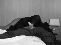 Ebony Masked in the Motel 2