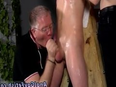 Young gay bondage piss outdoor