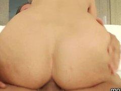 HardX Natasha Nice Buttfucked as Big Tits Bounce
