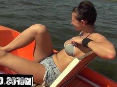 Mofos - Nikol Porn Video - Pervs On Patrol