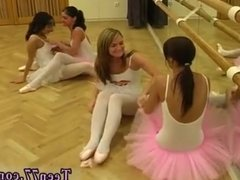 Huge boobs flash xxx Hot ballet gal orgy