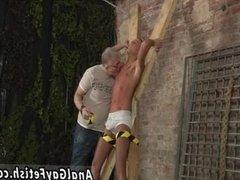 Mature swallow cum movie gay Slave Boy Made