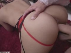 Giving first blowjob xxx Christmas Party