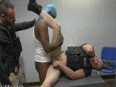 Gay fireman and police having sex