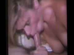 Jumbo's Clown Room stripper Lynn fucks and sucks