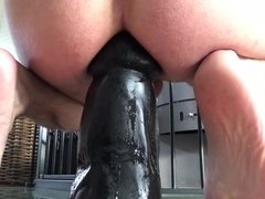 My little slave is training his slutty ass for his mistress