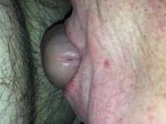 Wife loving sucking and licking cock