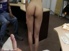 Handjob pussy toy latin amateur riding