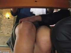 Arab home sex Hungry Woman Gets Food and