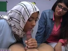 Young teen brutal fuck BJ Lessons with Mia