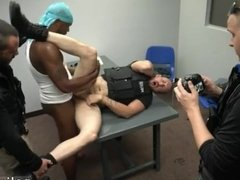 Police sex boy gay porn Prostitution Sting