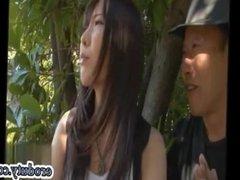 Asian pornstar sex and cumshot