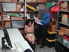Big ass wants it in the office Suspect was
