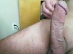 AMATEUR GROWING CURVED AND UNCUT COCKS COMPILATION