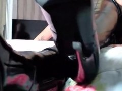 Mistress Zara - Worship My Boots
