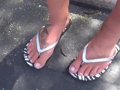 Panhandler Sexy Soles Feet