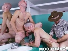 Gay Drill Sergeant Gives Good Anal Training (tpc15426)