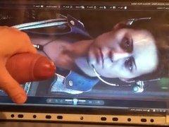 Amanda Ripley (Alien Isolation) Cum Tribute