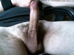 Huge Uncut Cock