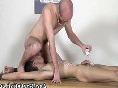 Virgin gay sex men first his Brit lad Oli