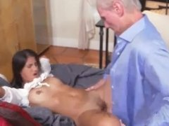 Cums in his own ass and touch my dick