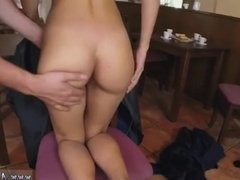 Arab top xxx in law Hungry Woman Gets Food