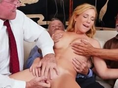 Teen bdsm and blonde outdoor dogging