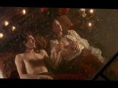 Robin Wright Nude Boobs In Moll Flanders ScandalPlanet.Com