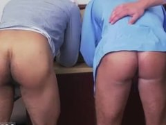 Sissy boy eats his on cum gay first time