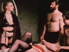 Classic bizzare  porn (dubbed in German)