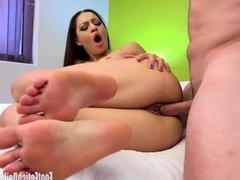 Karissa Kane Foot Fetish Fucking