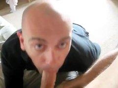CIM blowjob and cum swallowing 5