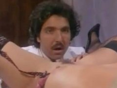 retro vintage milf big cock facial cumshot doctor