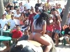Bubble Butt Bull Ride