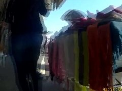 morena boa de  jeans (brunette big ass in jeans) 203
