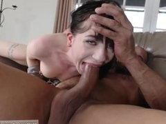 Gag factor black An Overdue Anal Payment