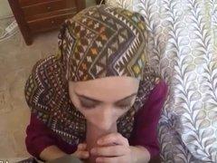 Arab man white girl xxx muslim massage