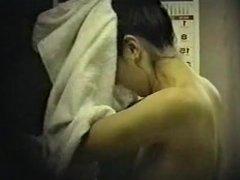 Spy cam in JP nurses dorm - 1 of 4
