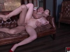 She loves the feel of a hard anaconda up her tight juicy ass