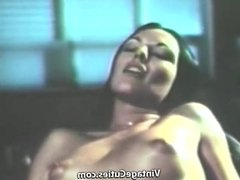 Romantic Fuck by the Fire (1970s Vintage)