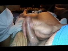 Girlfriend Swallowing Cum