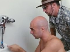 Military physical exam for gay dudes