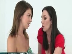 Ray Veness and her step daughter Tara Morgan get it on