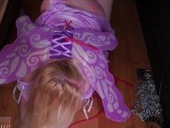 Bondage spanking anal and hentai princess