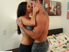 Mature MILF India Summer Busty Step Mom loves Daughters Boy