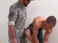 Group of military guys jerking on cam gay