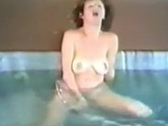 STP7 Husband Films Wife Fucking, Bathing And Sucking !