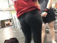 Nice Body Working On Butt (HD) 09-04-17