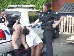 Dominant cop xxx milf on phone husband