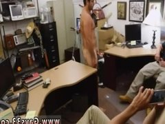 Mature gay seduces straight first time